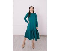 Платье Марго с длинным рукавом